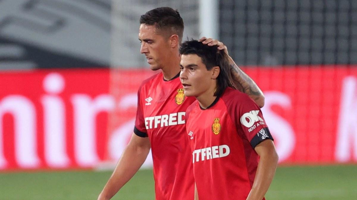 Luka Romero fick chansen mot Real Madrid och blev tidernas yngsta spelare i La Liga – 15-åringen som jämförs med ...