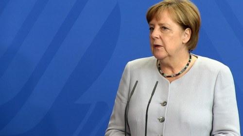 Steinmeier utmanar merkel