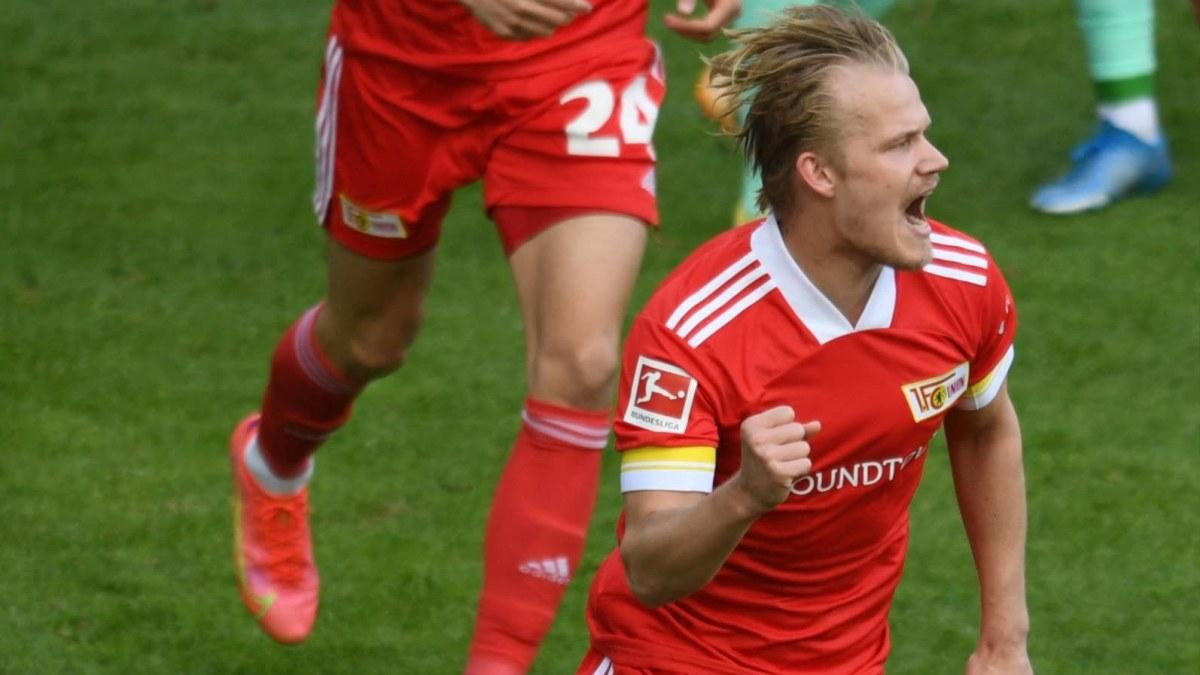 Joel Pohjanpalos sköna formbesked: Gjorde hattrick på 17 minuter i Bundesliga