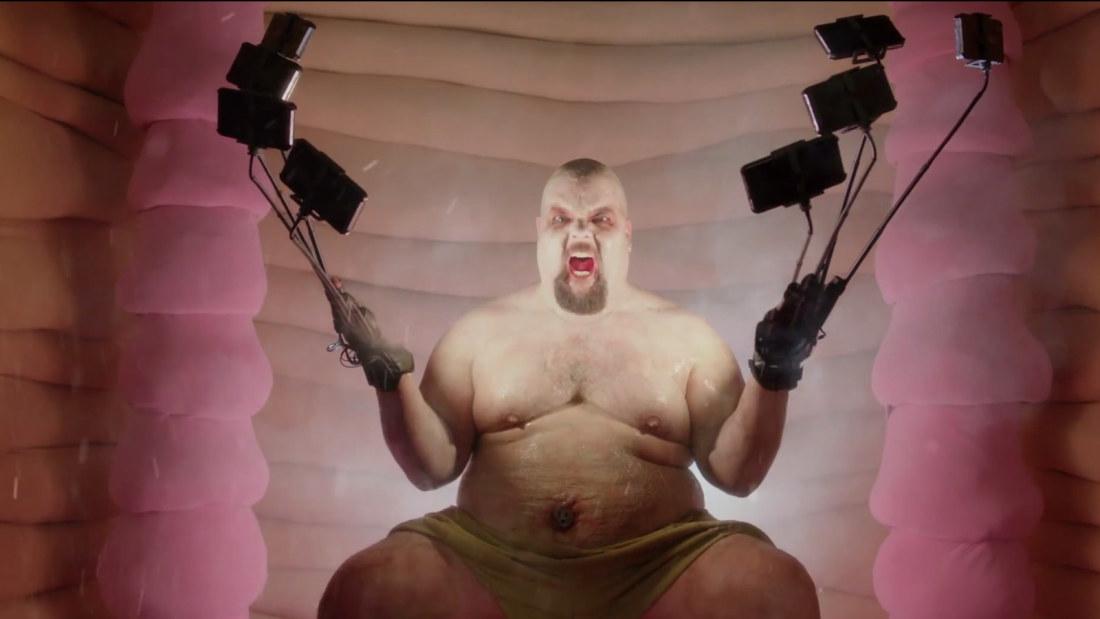 Sexig musikvideo