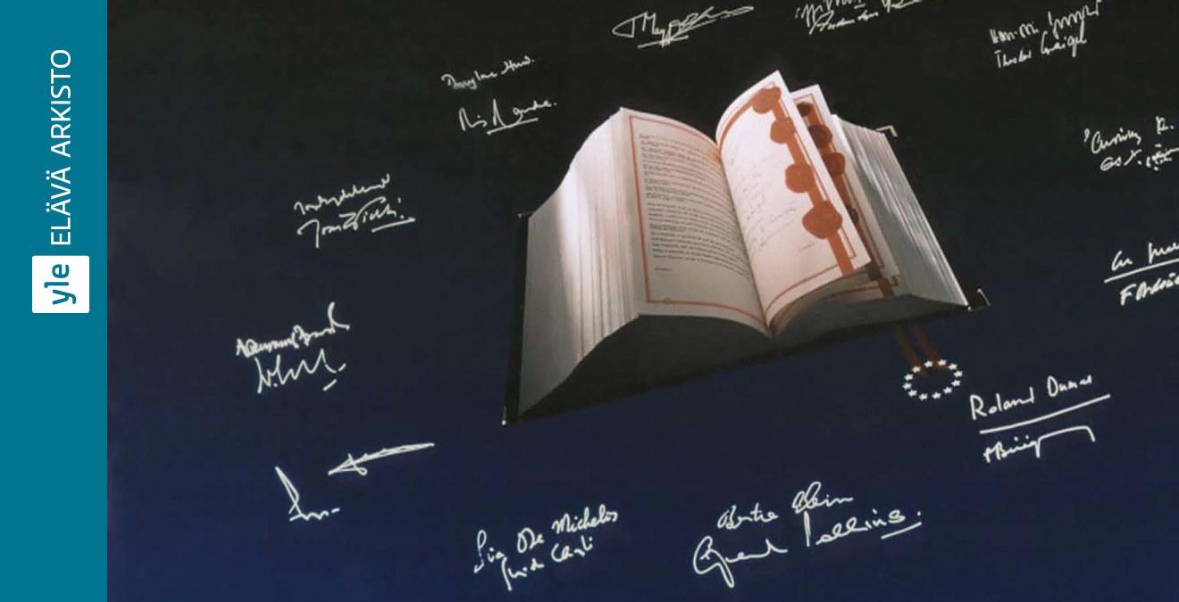 Maastrichtin Sopimus