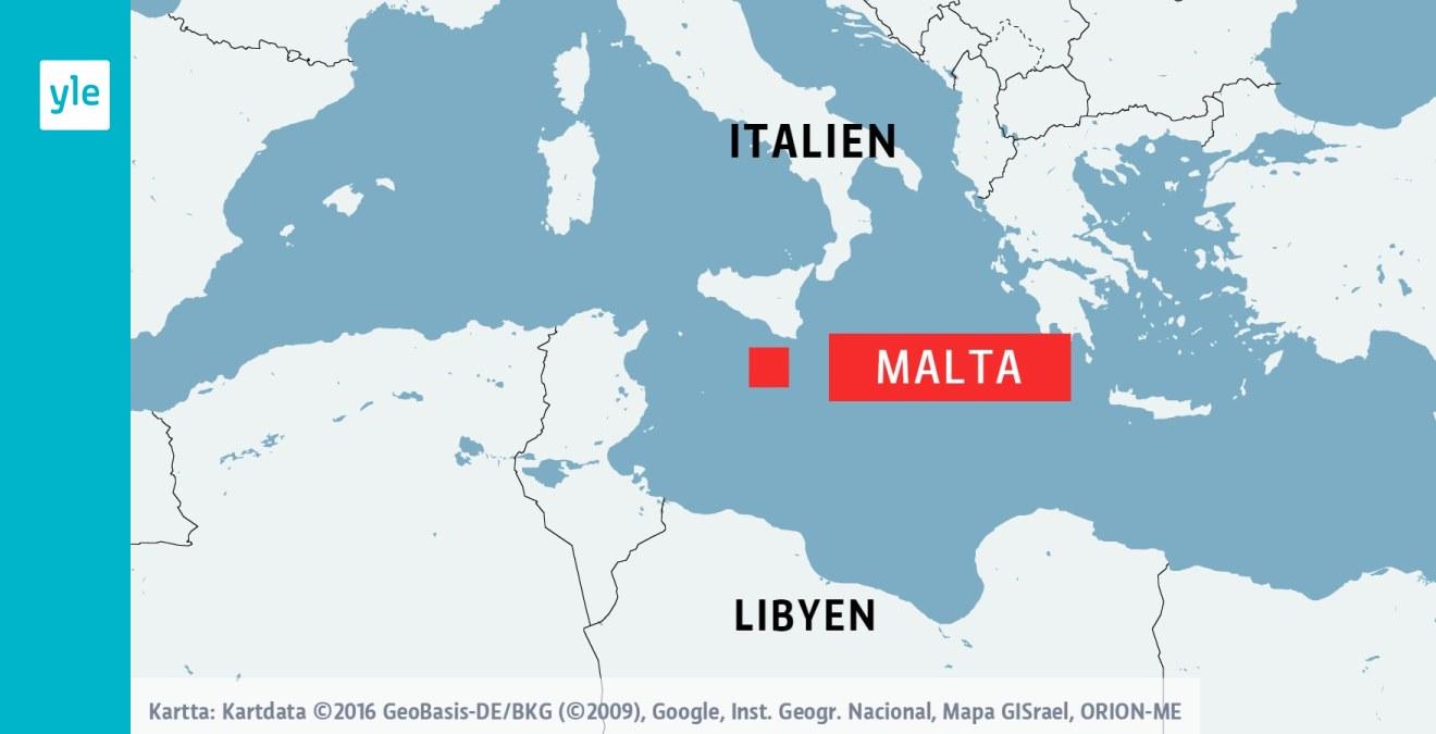 Fem Fransman Omkom I Flygkrasch Pa Malta Utrikes Svenska Yle Fi