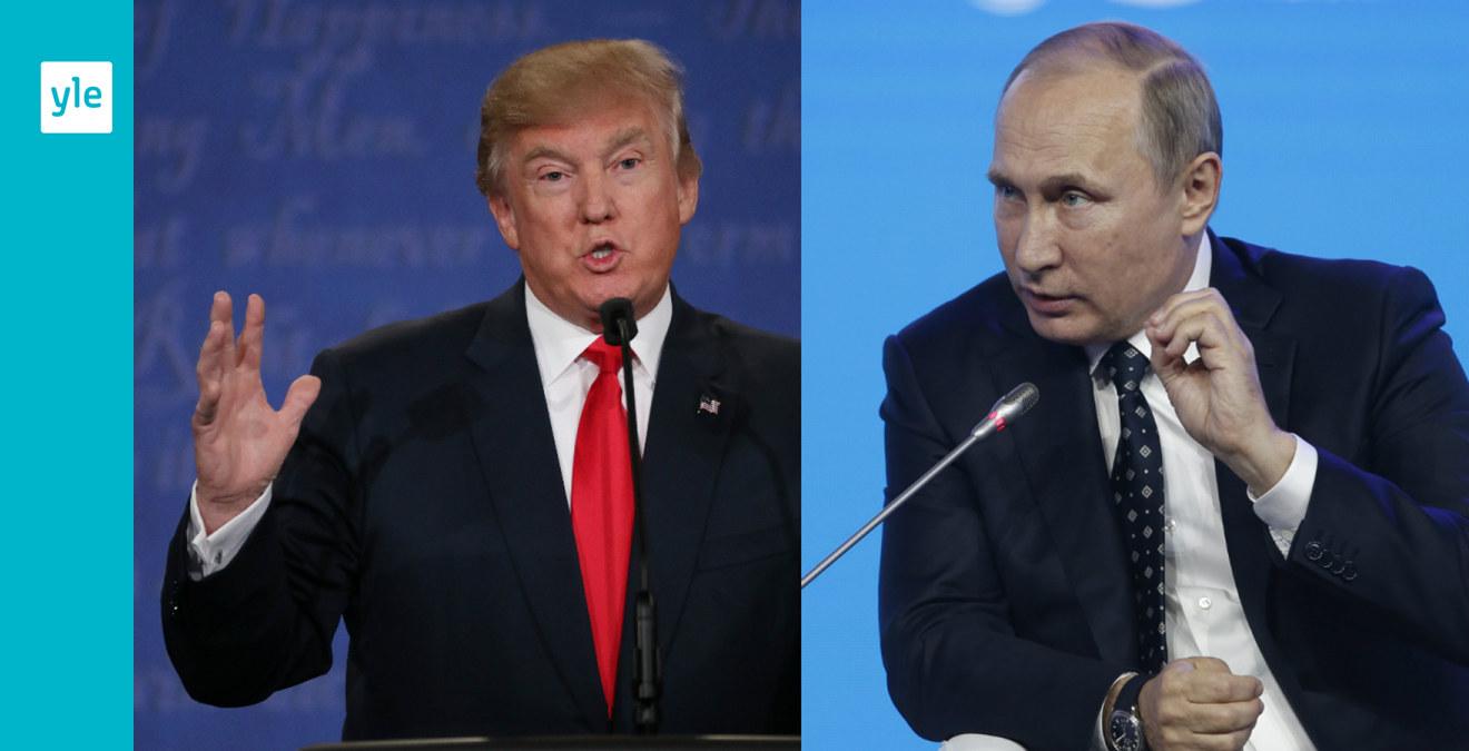 Putin ater i offentligheten