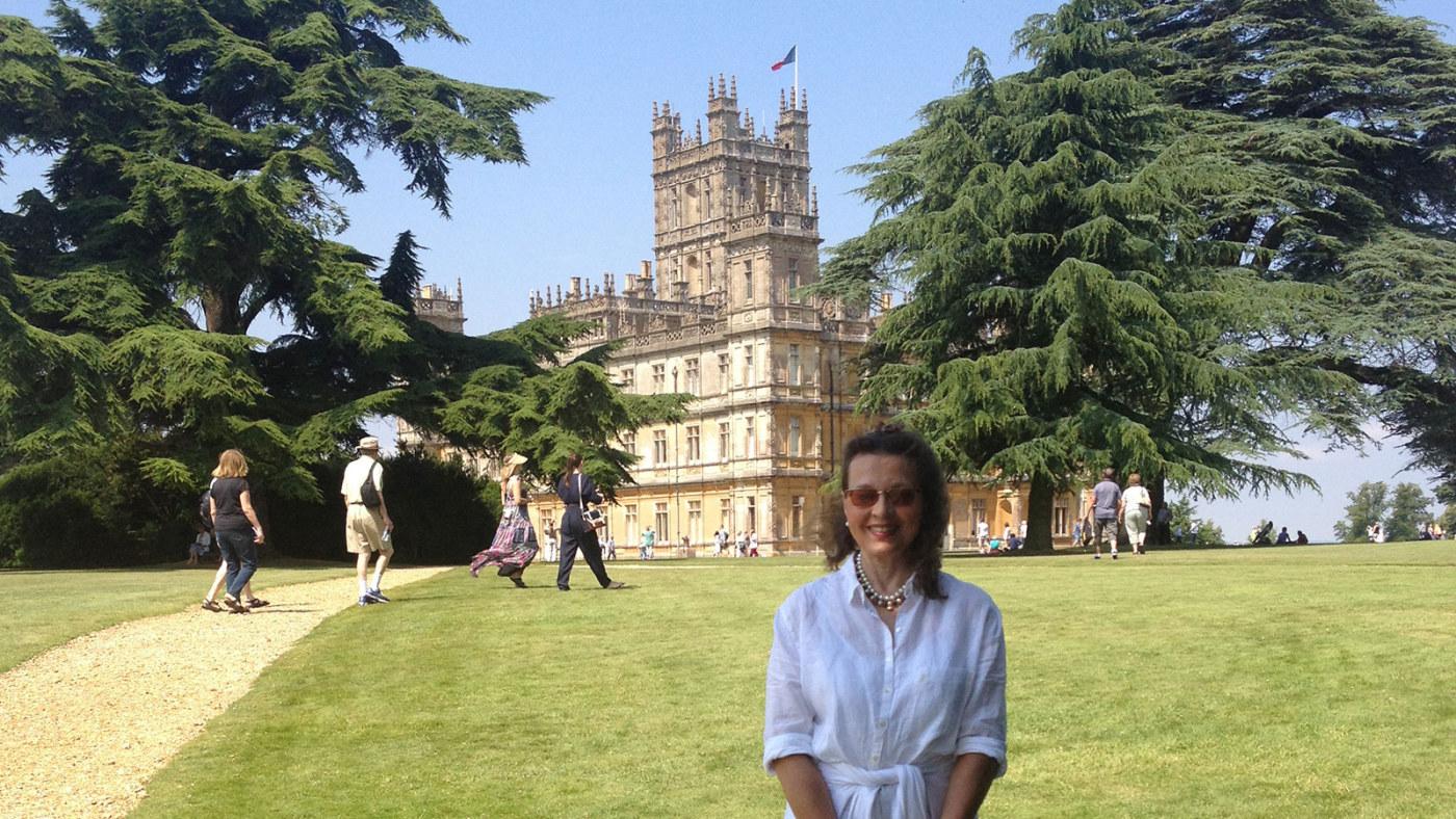 Yle Downton Abbey