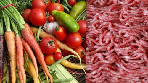 Mer vegetariskt bra for planeten och halsan