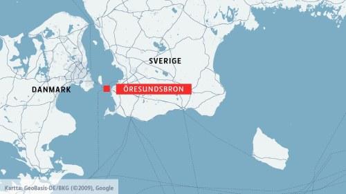Karta Tyskland Tag.Tag Till Sverige Gar Bara Fran Kastrup Utrikes Svenska Yle Fi