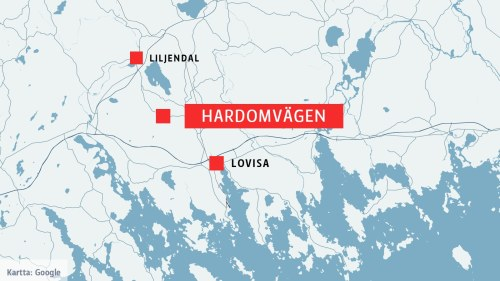 Tre Personer Pakorda I Liljendal Ostnyland Svenska Yle Fi