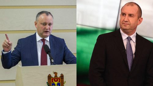 Tre nya presidentkandidater