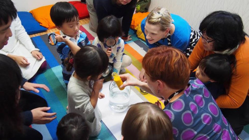 Japanska lärare kön com