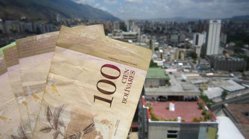 Vagar blockeras i krisens venezuela