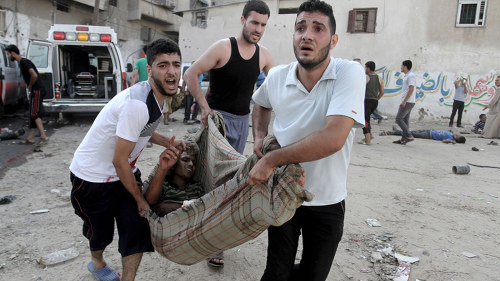Israel kallar in reservister