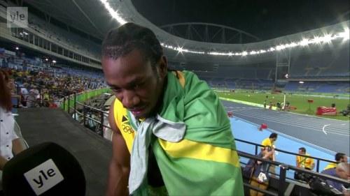 Bolt vann nu vill han bli ododlig
