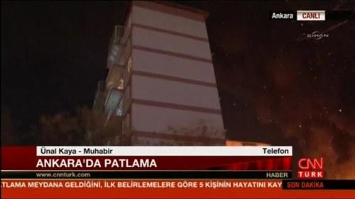 Explosion i irakisk parlamentsbyggnad