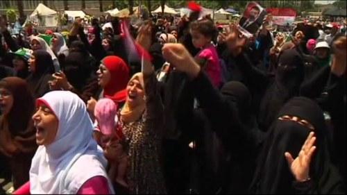 Dodsoffer i nya oroligheter i kairo
