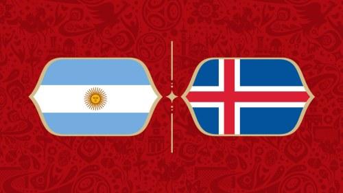 Isländskt vulkanutbrott mot Messis Argentina  –