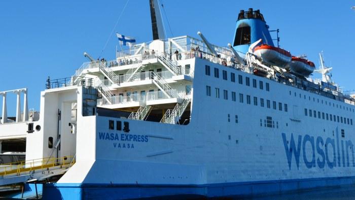 Laiva vaasa uumaja 2020