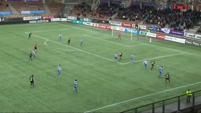 HJK gjorde historia – se lördagens alla mål i fotbollsligan!  e6fe7bda247a7