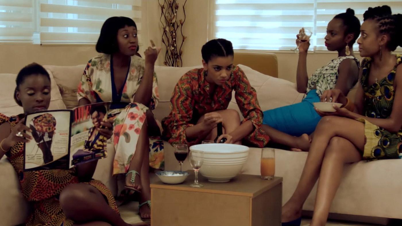 Ghana länsi-afrikka naiset nude-2885