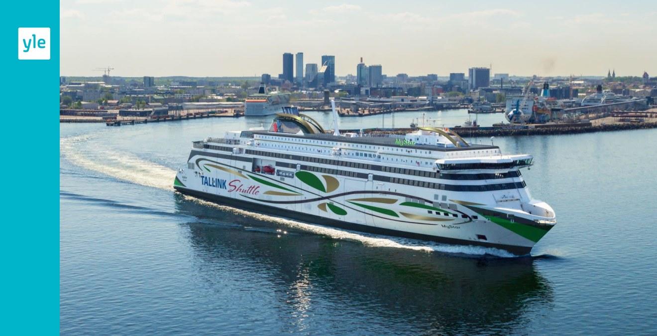 Tallink Siljas nya färja MyStar byggs vid Raumovarvet