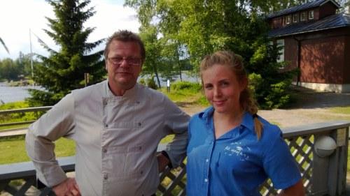 Sandra Kling Norberg, 32 r i Kpmanholmen p Lnnvgen