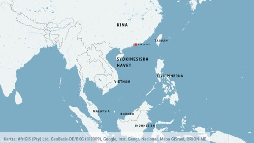 Kina och vietnam ska samarbeta