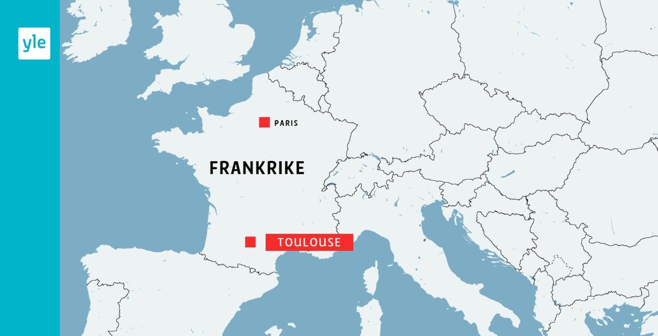 Tva Finlandare Greps I Frankrike Transporterade 650 Kg Kokain