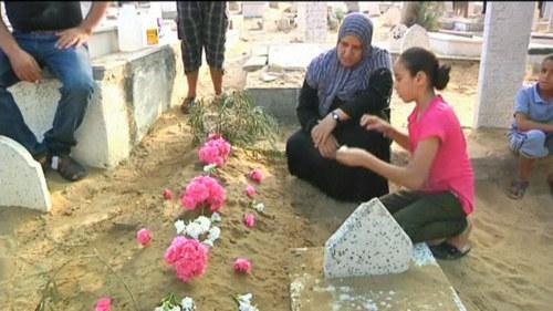 Hamas och fatahsupportrar drabbade samman