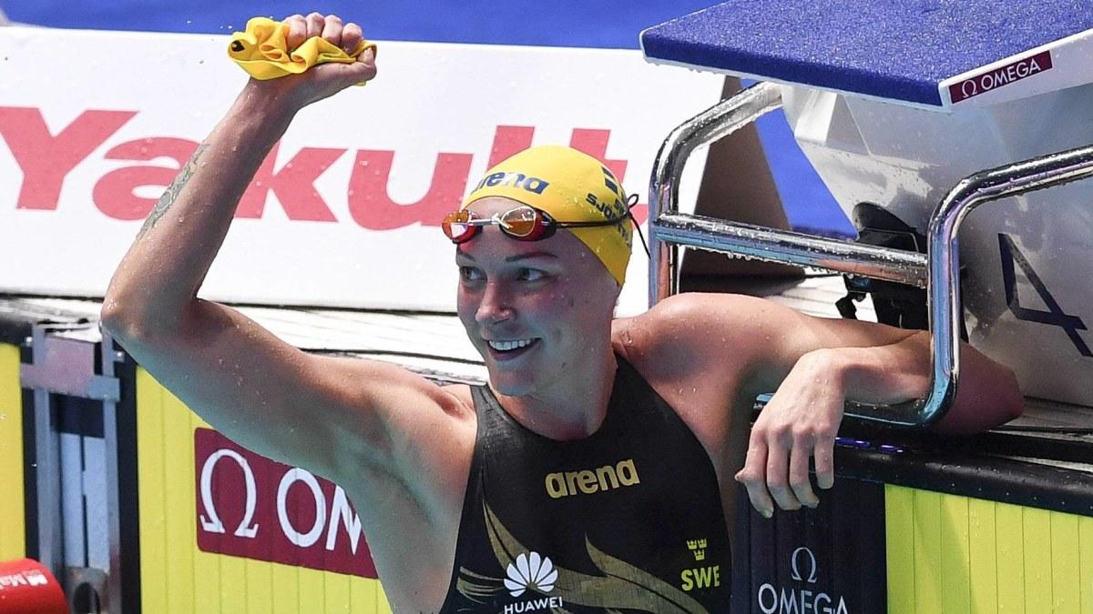 """Tokyo-OS kan bli Sarah Sjöströms sista – svenska superstjärnan tänker också på sin ekonomi: """"Många förstår inte att ..."""