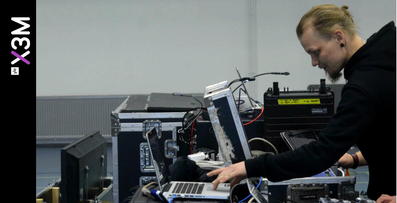 Klubbkunskap sound system