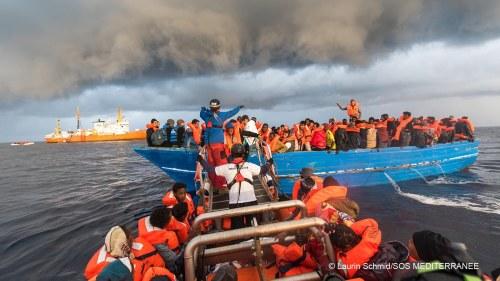 Fem fragor vilka ska leda aktionen mot libyen