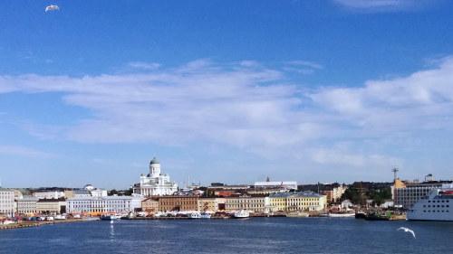 Helsingfors slog stockholm