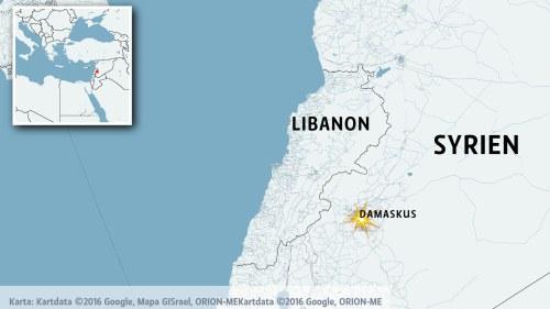 Nya strider i libanesiskt lager