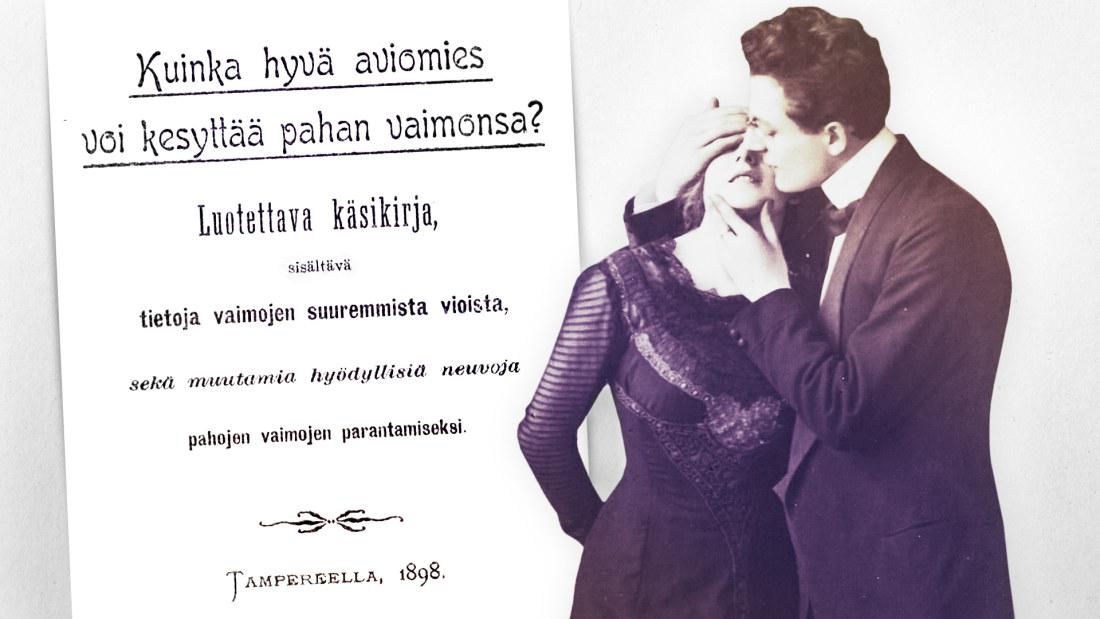 Kuinka Hyvä Aviomies Voi Kesyttää Pahan Vaimonsa