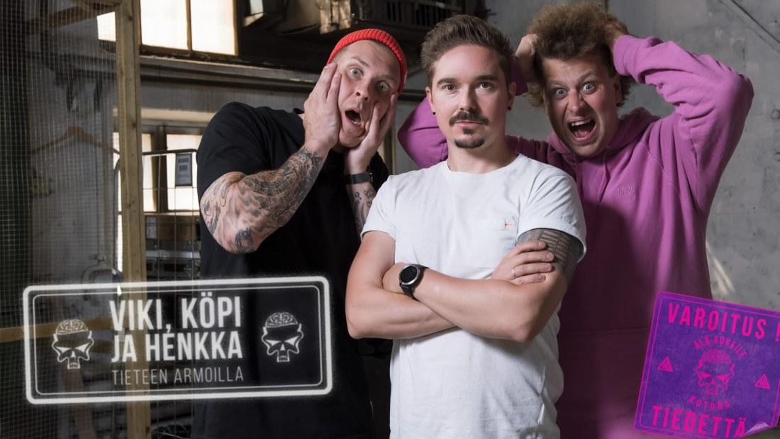 Viki Köpi Ja Henkka