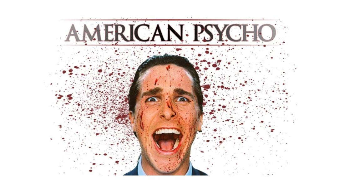 Amerikan Psyko Kirja