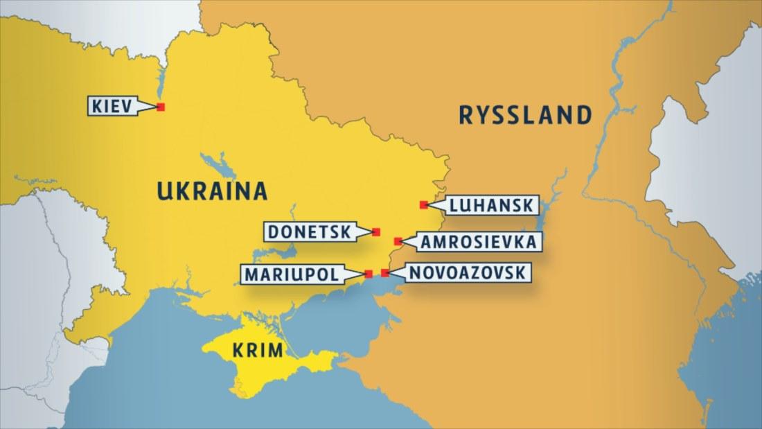 karta över ukraina på svenska Ryssland anklagar Ukraina för intrång på Krim   Utrikes   svenska  karta över ukraina på svenska