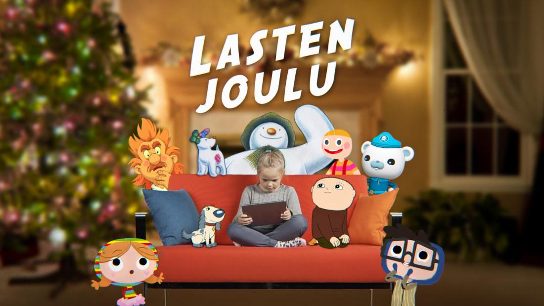 jouluohjelmat 2018 Ylen lasten joulu: Elokuvia, laulun riemua ja talvisia tarinoita  jouluohjelmat 2018