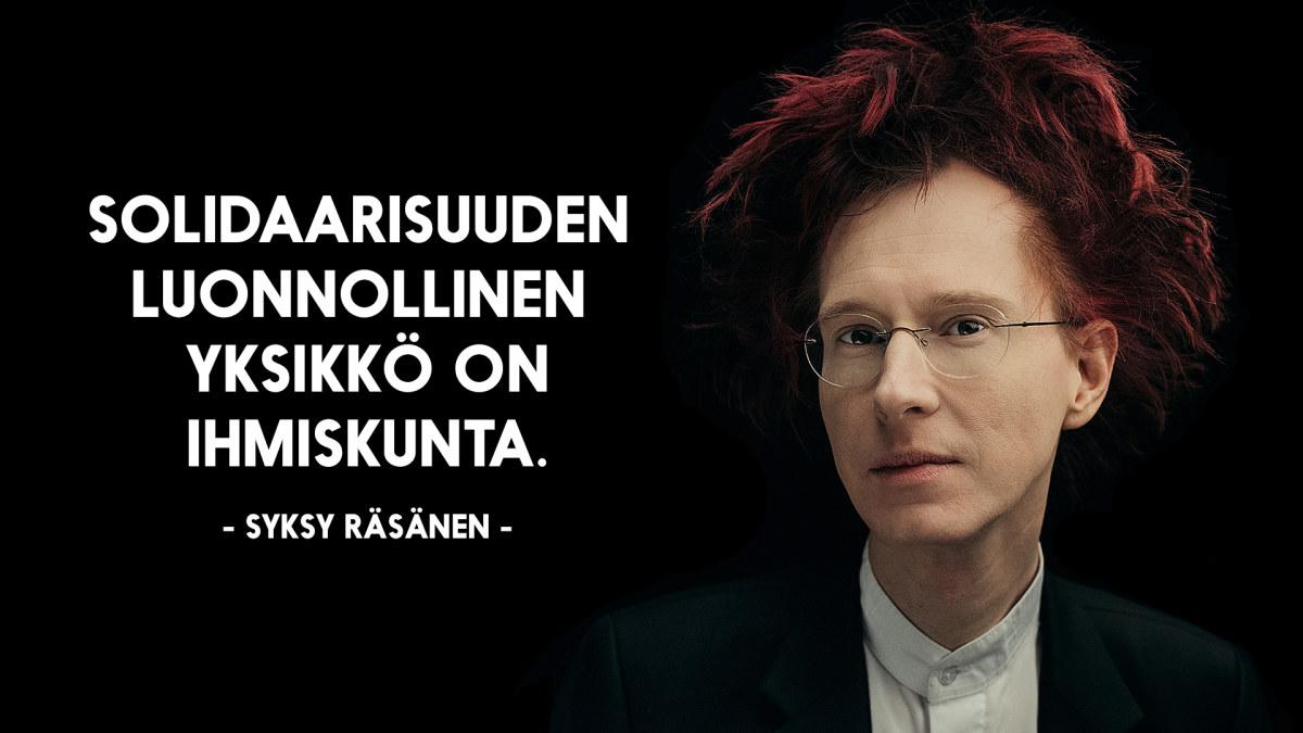Syksy Räsänen Uskonto