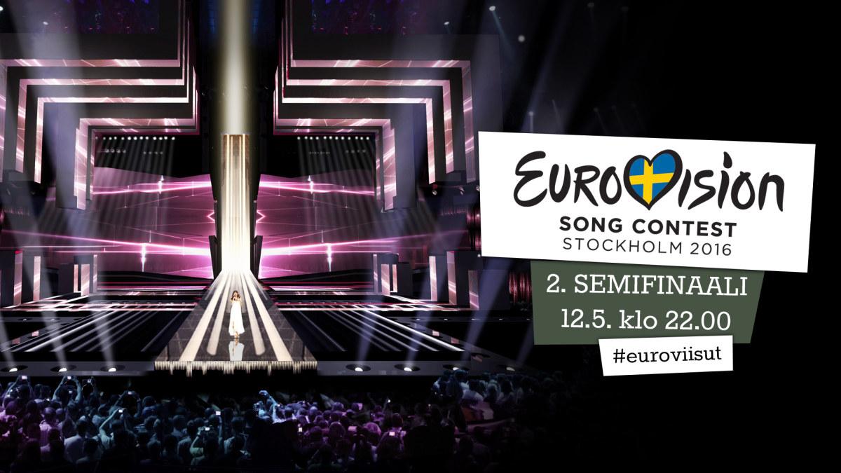 Euroviisut Esiintymisjärjestys