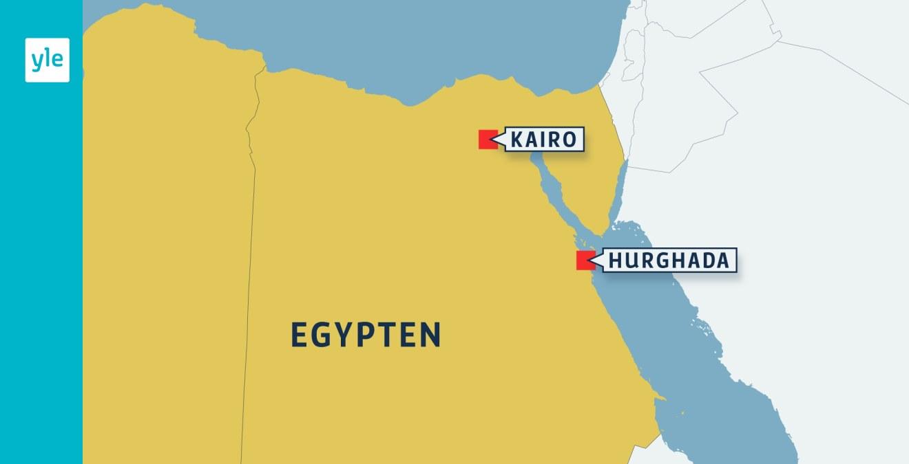 Tva Tyska Turister Knivhuggna Till Dods I Egypten Utrikes