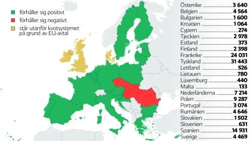 antal länder i eu