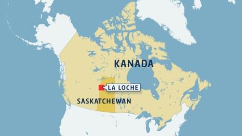Karta Pa Kanada.Skolskjutning I Kanada Utrikes Svenska Yle Fi