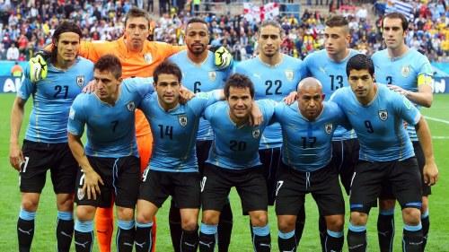 Uruguays preliminära VM-trupp publicerad – Suarez och Cavani lyser i ... 56c334620e86a