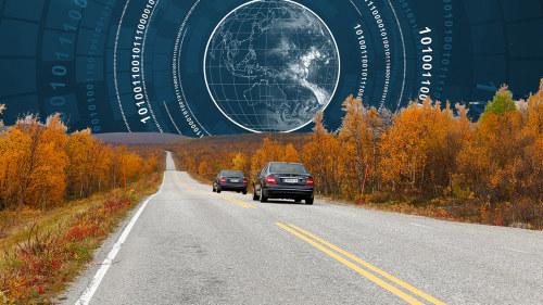 Unohtakaa Kartat Ja Navigaattorit Autot Osaavat Kohta Itse