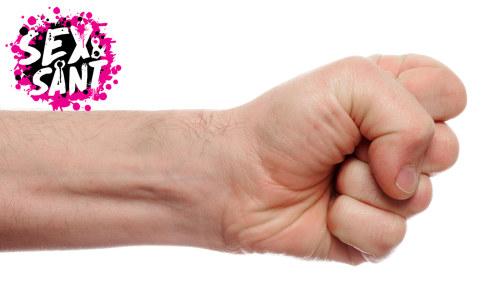 Porr fisting och sprutande