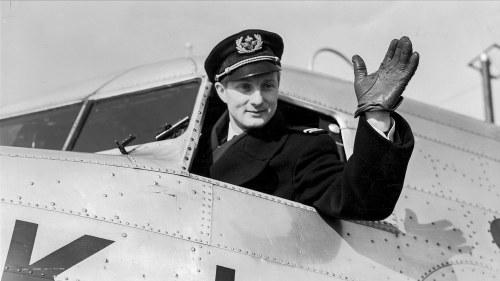 Svensken dog inte som pilot
