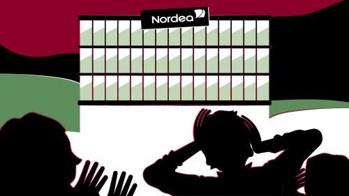 Nordea bryter med mossack fonseca