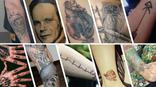 hur mycket kostar en liten tatuering