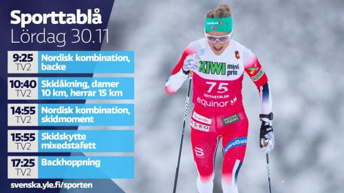 svenska yle sporten