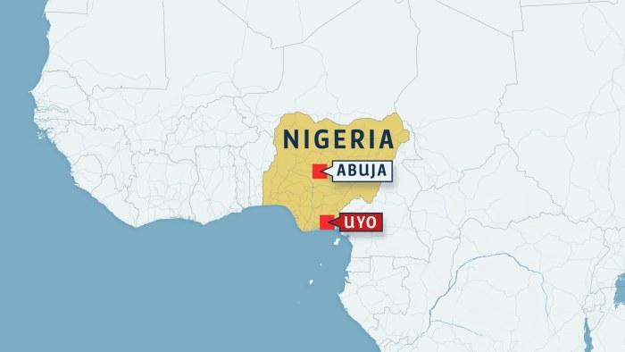 Gisslan i nigeria slappt efter sju manader